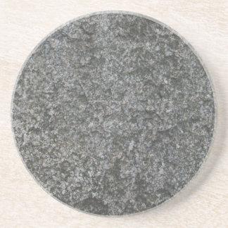 Faux Gray Stone Coaster