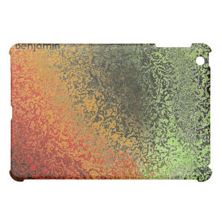 Faux Hammered Metal iPad Case