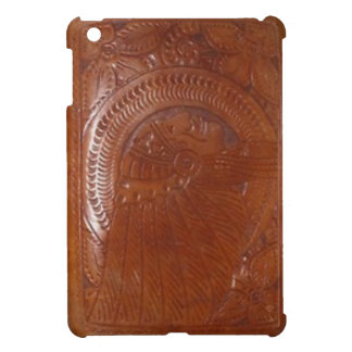 Faux Indian Vintage Leather iPad Mini Case