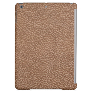 Faux Leather Natural Brown