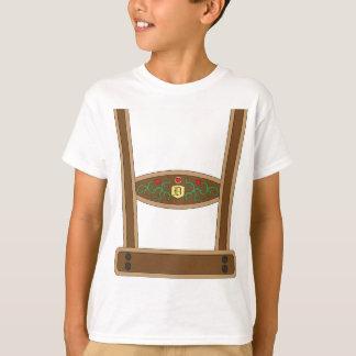 Faux Lederhosen T-Shirt