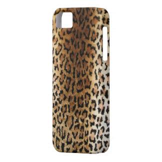 faux Leopard Print iPhone 5 Case