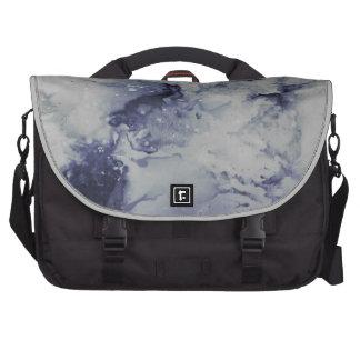 faux marble laptop bag