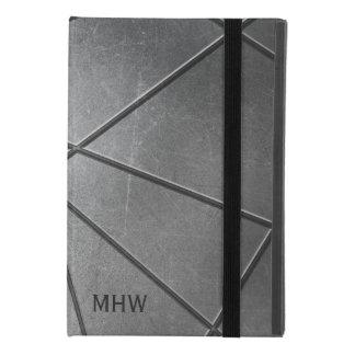 Faux Metal custom monogram device cases