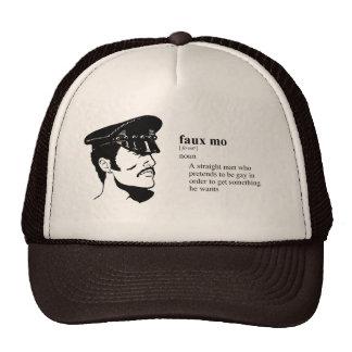 FAUX MO CAP