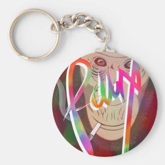 Faux Monkey Keychain