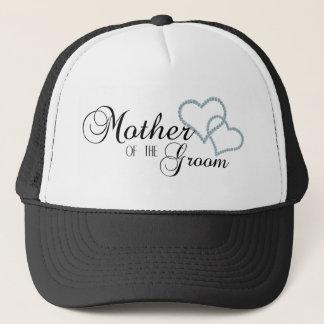 Faux Show Wedding Trucker Hat