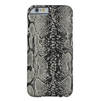 Faux Silver Snake Skin IPhone 6 Case