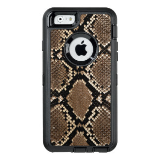 Faux snake skin iPhone 6/6s case otterbox