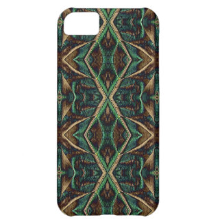 Faux-Snakeskin Pattern iPhone 5C Case