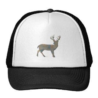 Faux Stone Buck Cap