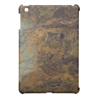 - Faux Stone Tablet 011 iPad Mini Cases