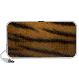 faux tiger print travel speakers