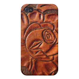 Faux Tooled Leather iPhone 4/4S Speck Case iPhone 4/4S Cover