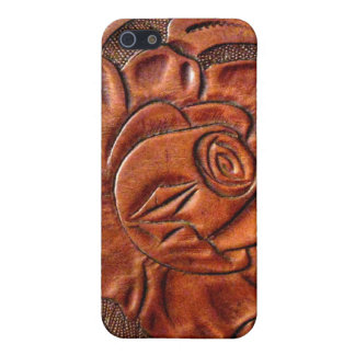 Faux Tooled Leather iPhone 5/5S Speck Case