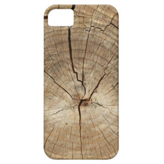Faux Tree Rings Background Case For The iPhone 5