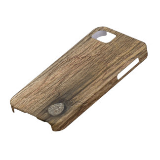 Faux Weathered Barn Wood iPhone 5 Case-Mate Case For The iPhone 5