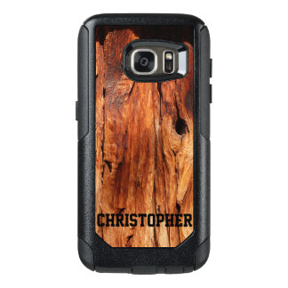 Faux Weathered Wood OtterBox Samsung Galaxy S7
