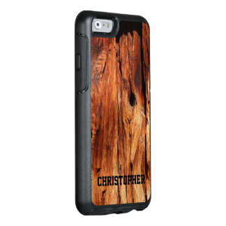 Faux Weathered Wood OtterBox Symmetry iPhone 6/6s OtterBox iPhone 6/6s Case