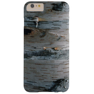 Faux White Birch Tree Bark Nature Device Case
