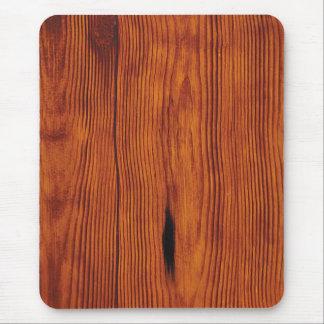 faux Wood Grain Mousepad