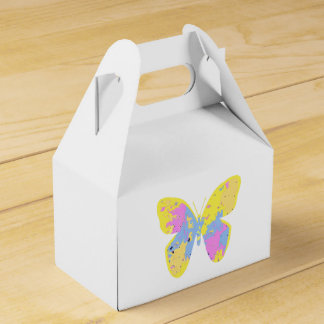 Favor Boxes Butterflies Wedding Favour Boxes