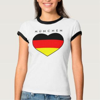 Favorable Munich heart shirt Germany WM 2010