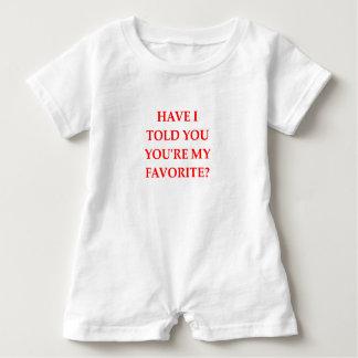 FAVORITE BABY BODYSUIT