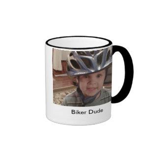 Favorite Bicyclist Ringer Mug