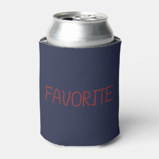 Favorite Can Cooler