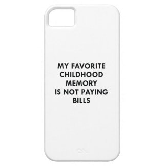 Favorite Childhood Memory iPhone 5 Covers
