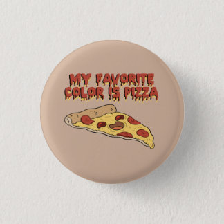 Favorite color is pIzza button