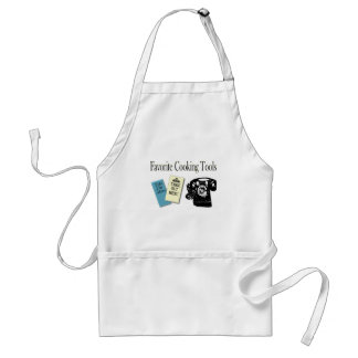favorite cooking tools apron