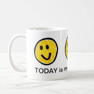 favorite day coffee mug
