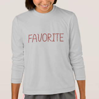Favorite Girls' Sports Long Sleeve T-Shirt