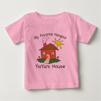 Favorite Hangout YiaYia's House Baby T-Shirt