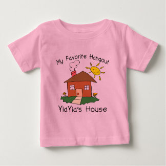 Favorite Hangout YiaYia's House Shirt