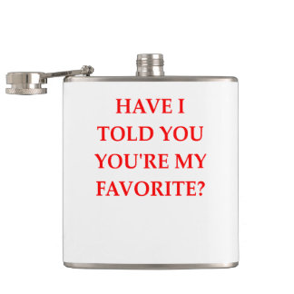 FAVORITE HIP FLASK