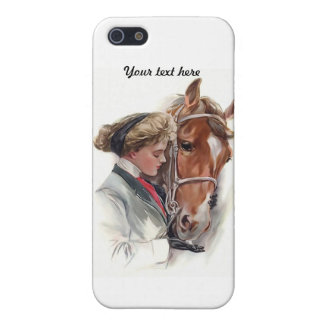 Favorite Horse Cover For iPhone 5/5S
