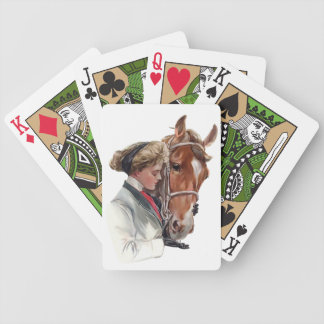 Favorite Horse Playing Cards