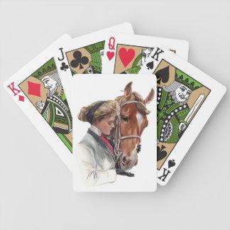 Favorite Horse Poker Deck