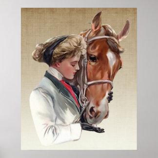 Favorite Horse Poster