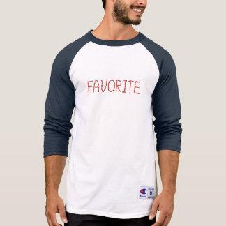 Favorite Men's Sports Raglan T-Shirt