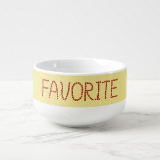 Favorite Soup Mug