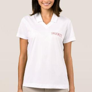 Favorite Women's Polo T-Shirt