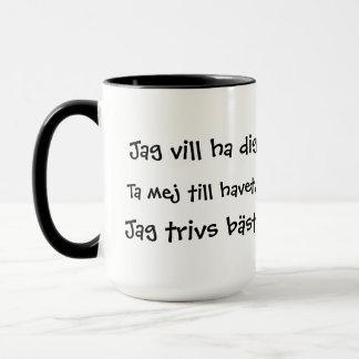 Favoritlåtar Coffee Mug