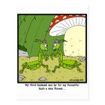 Favourite Husband Postcard