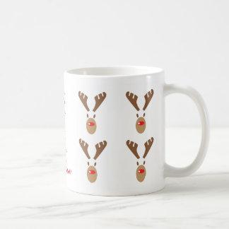 Favourite Reindeer Christmas Mug