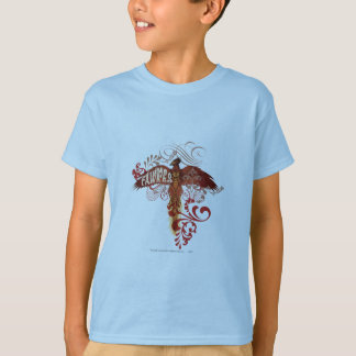 Fawkes Spread Wings T-Shirt