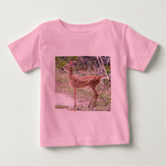 Fawn Baby T-Shirt